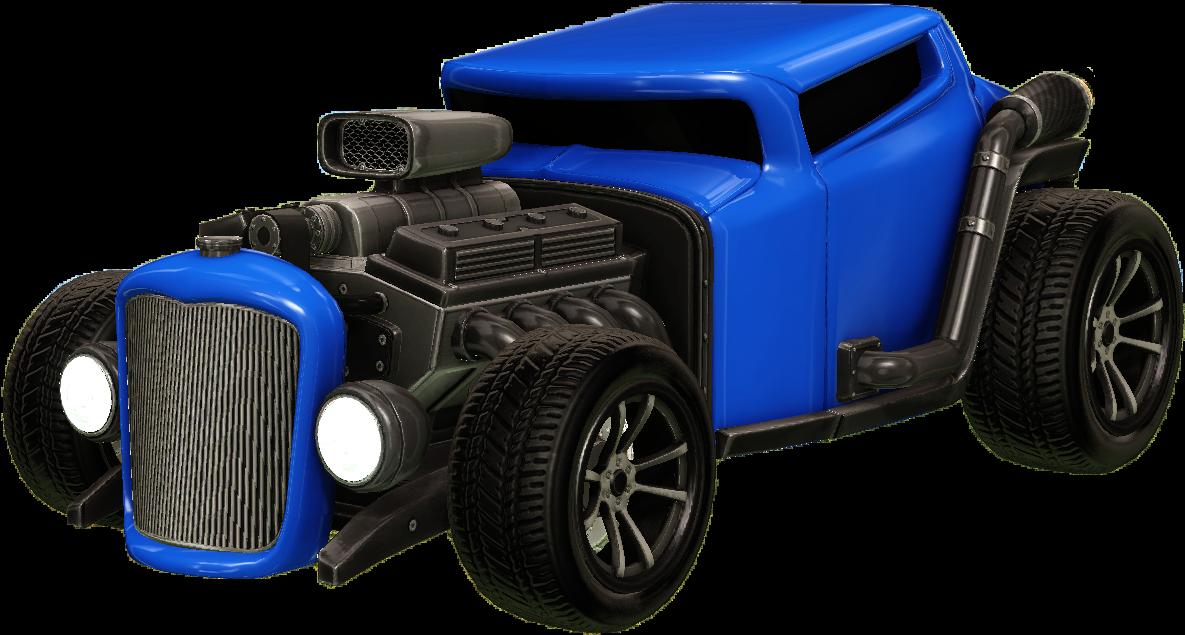 Antique Car - Rocket League Cars Transparent, HD Png ...