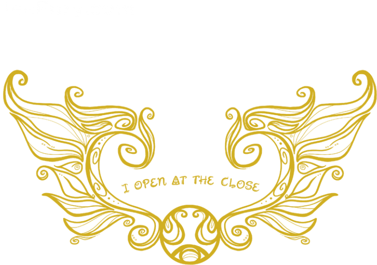 Golden Snitch Png I Open At The Close, Transparent Png ...