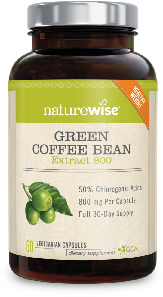 Green Coffee Bean Extract Bottle - Green Coffee Beans Capsules, HD Png Download {#6058898} - Dlf.pt