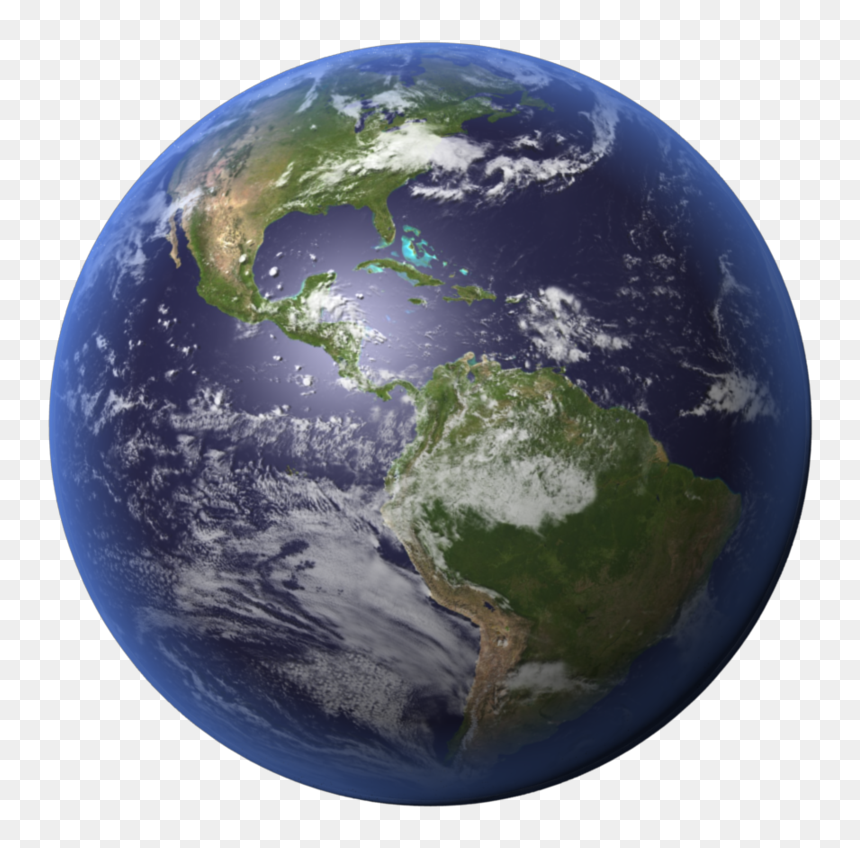 Transparent Background Earth Png, Png Download