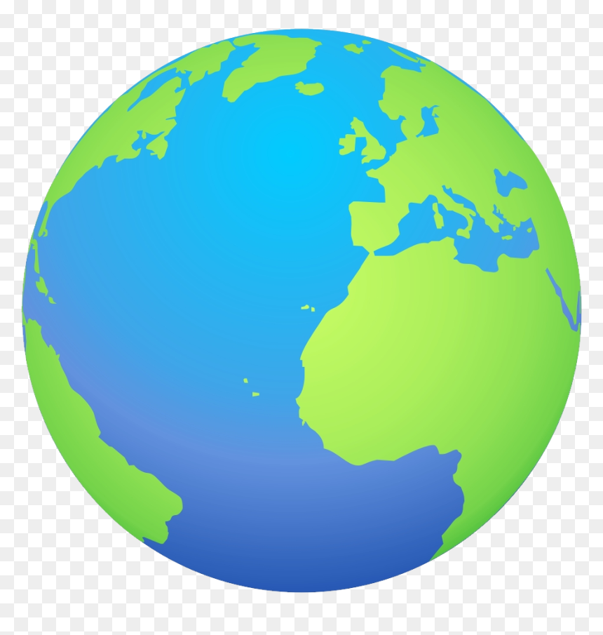 Earth Globe, HD Png Download
