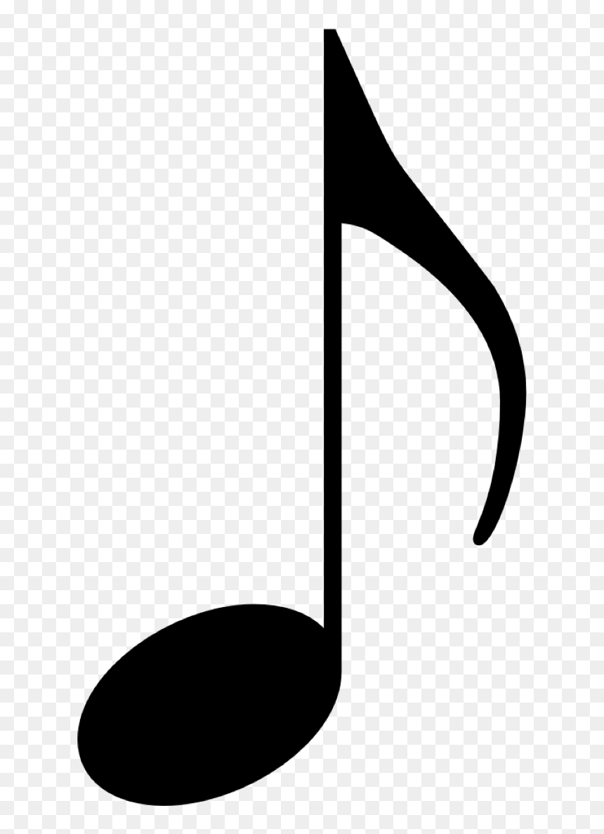 Music Note Transparent Png, Png Download