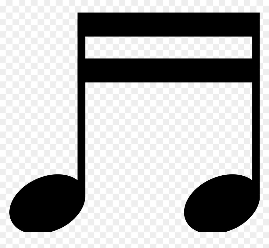 Transparent Music Note Symbol, HD Png Download