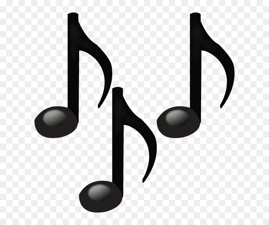 Emoji Note De Musique, HD Png Download