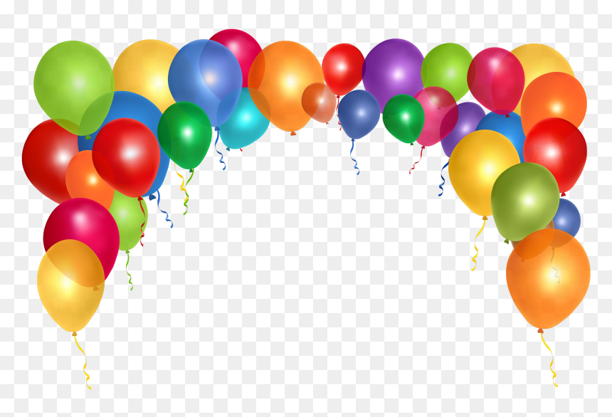 Balloon Transparent Background .png, Png Download