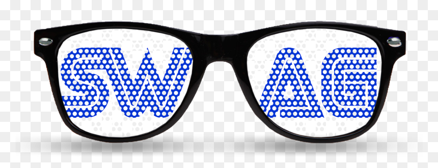 Cool Swag Glasses Png, Transparent Png