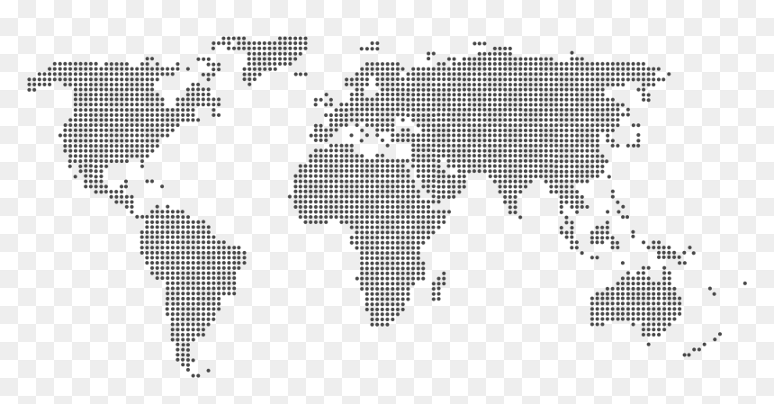 World Map Of Daylight Savings Time, HD Png Download