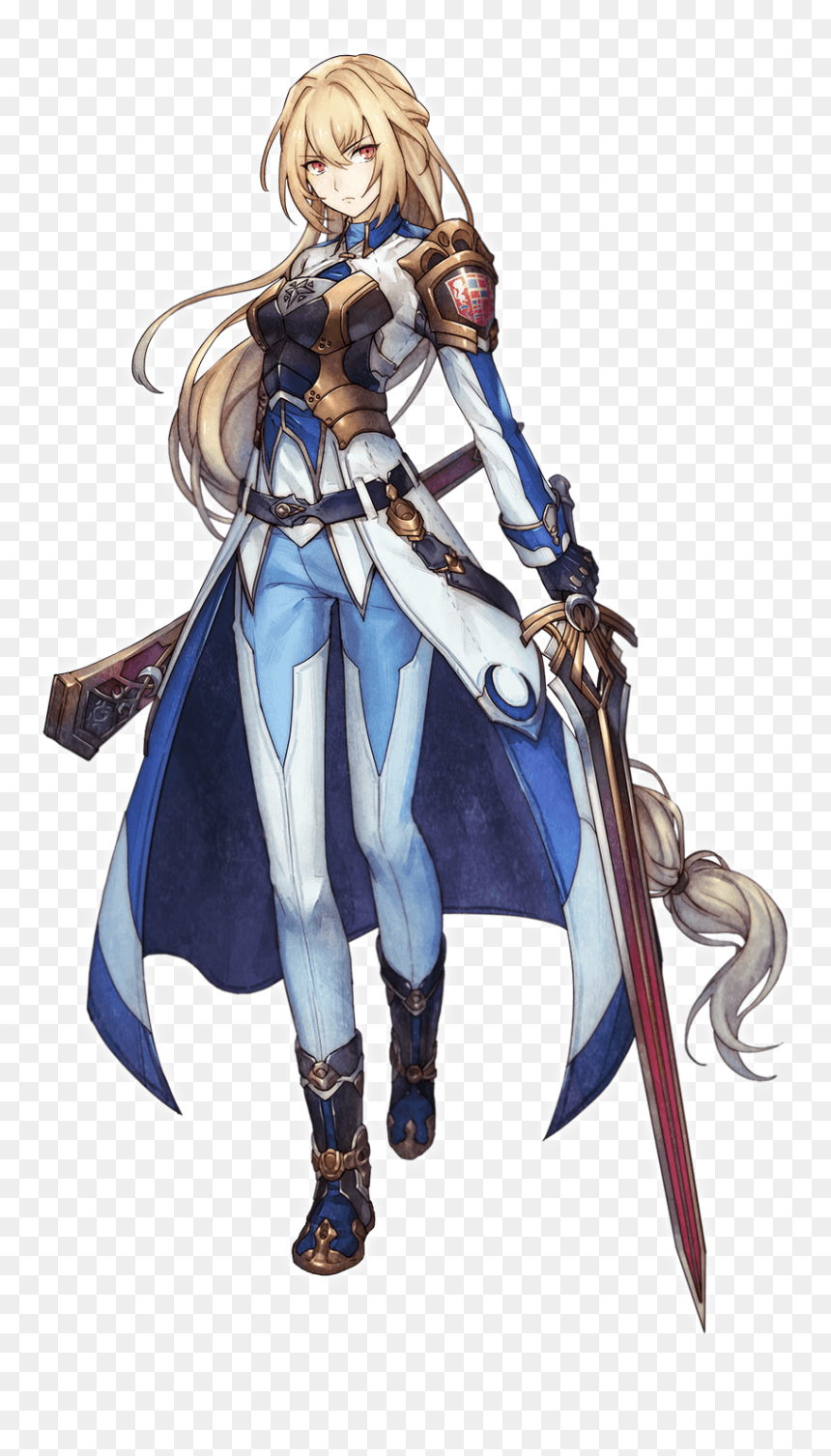 Pin By Sui Ars On Anime - Anime Girl Warrior Png, Transparent Png
