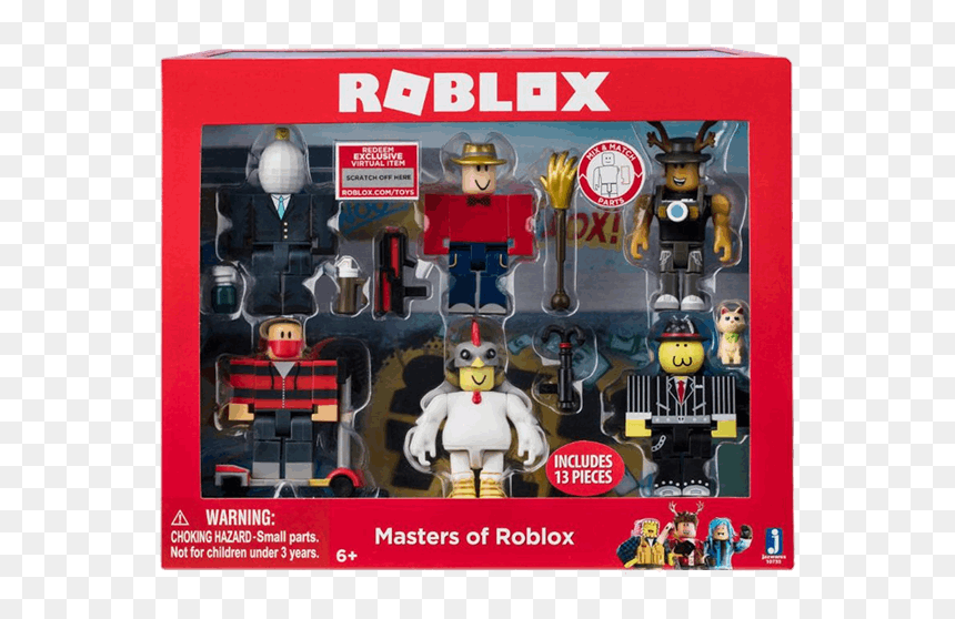 Roblox Masters Of Roblox, HD Png Download