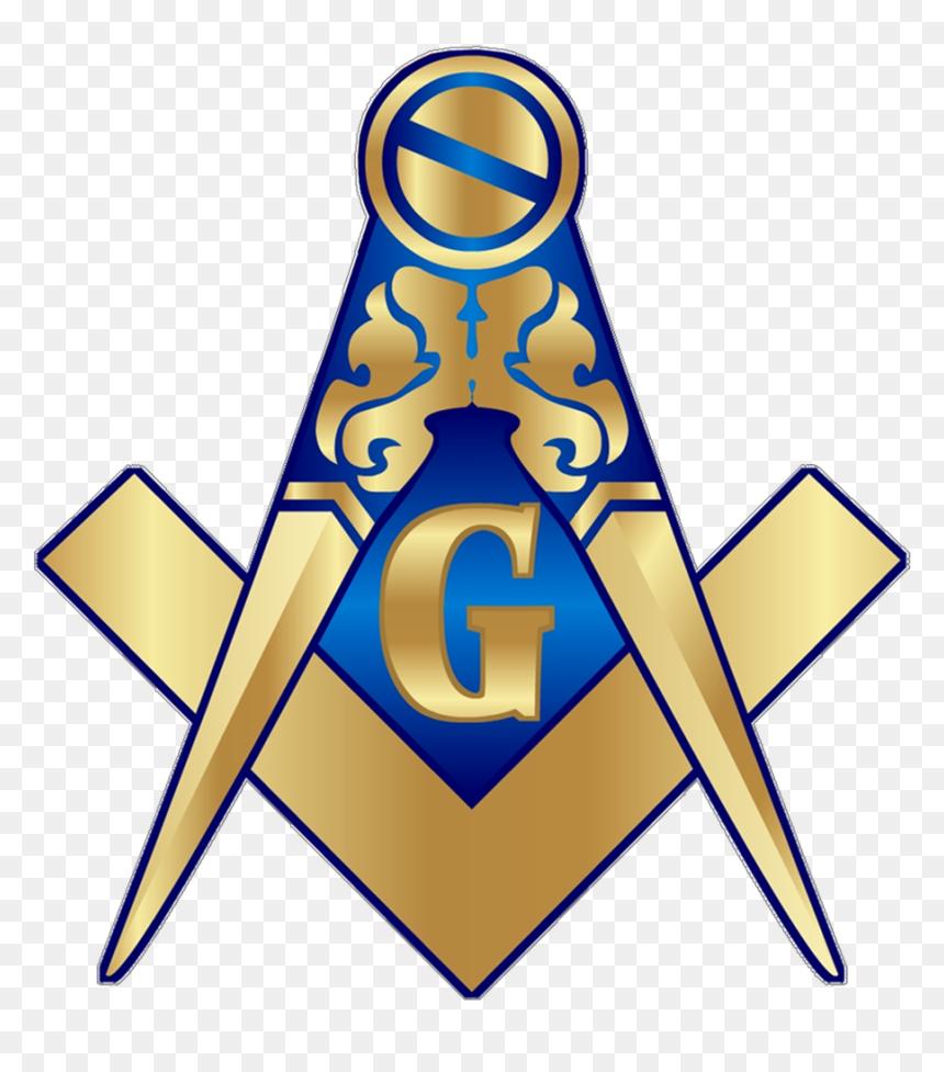 Clip Art Freemasonry Symbols - Masonic Square And Compass Clipart, HD Png Download