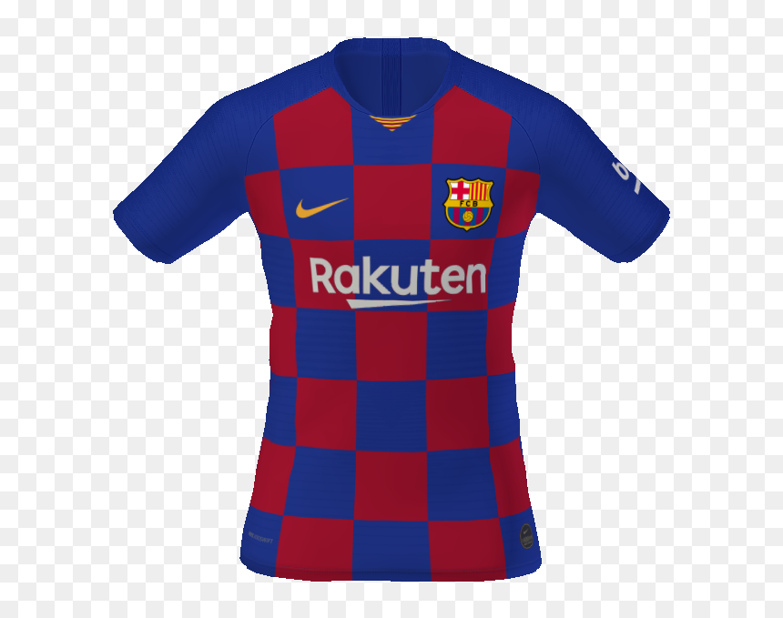 Preview Barca 2020 Home Kits - Fc Barcelona, HD Png Download
