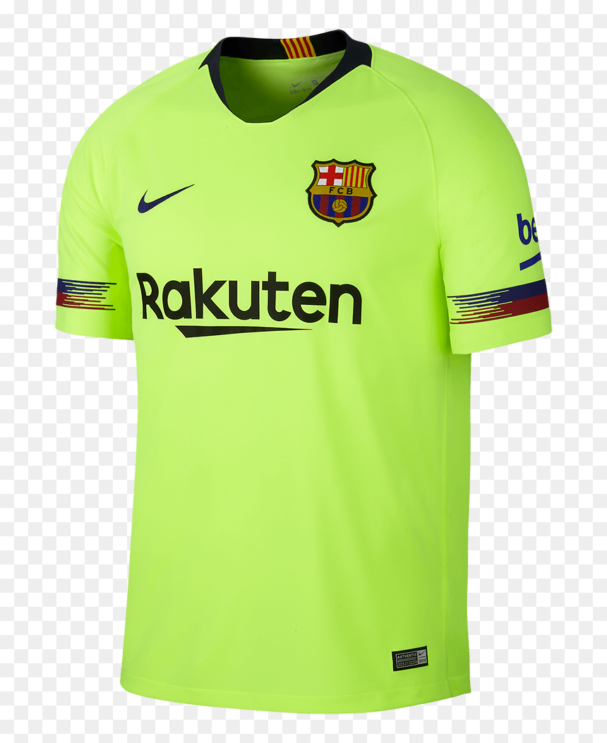 Barcelona Away Kit 2018 19, HD Png Download