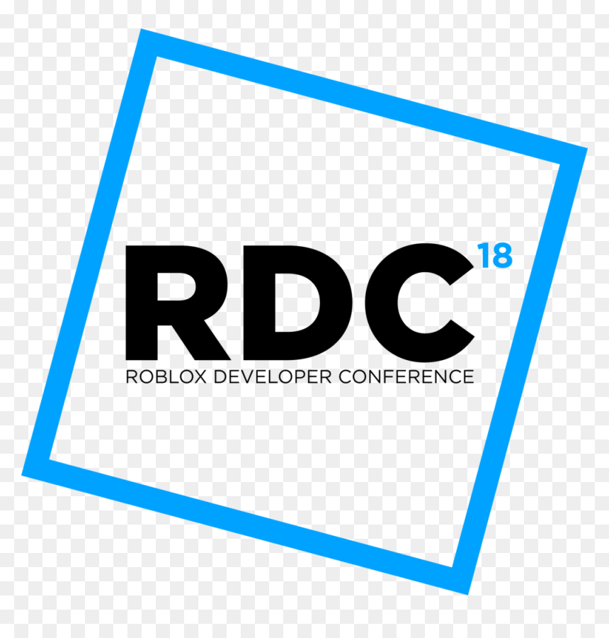 Roblox Developer Conference 2018, HD Png Download