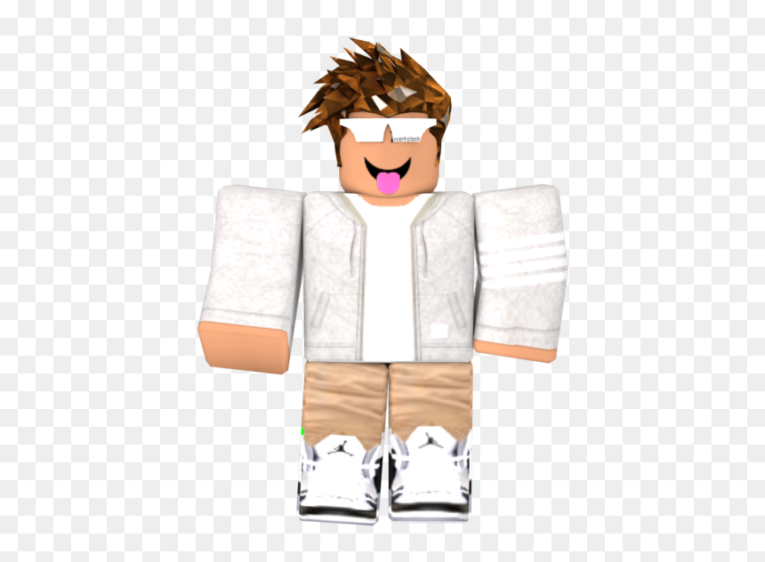 Gfx Roblox Character Transparent, HD Png Download