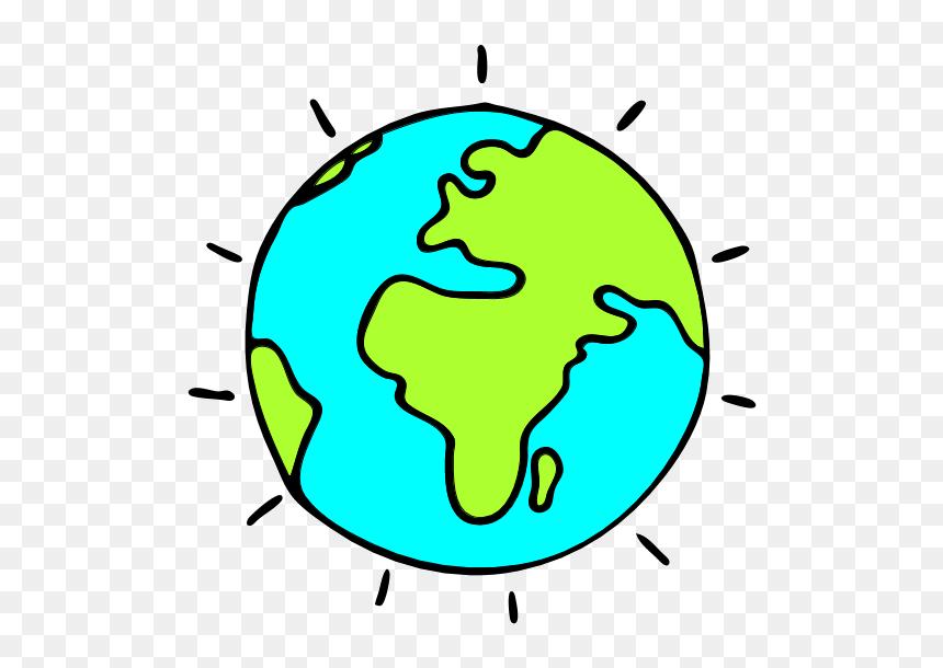 Earth Png Transparent - Globe Clipart Transparent, Png Download