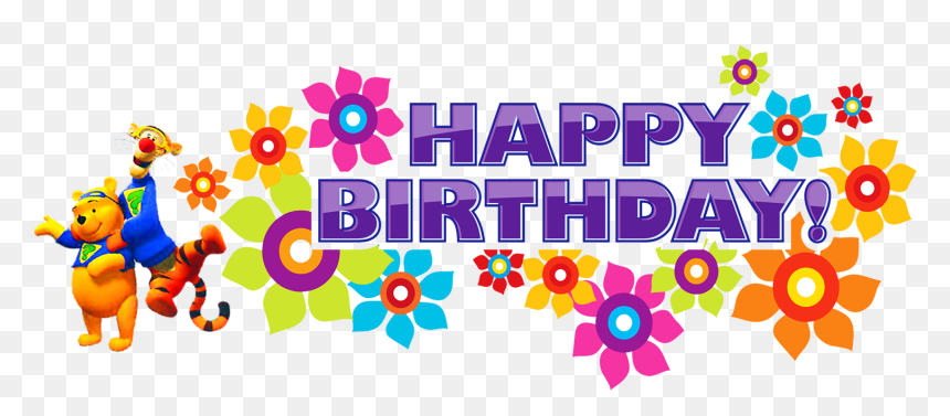 Happy Birthday To You Poster - 1st Happy Birthday Png, Transparent Png