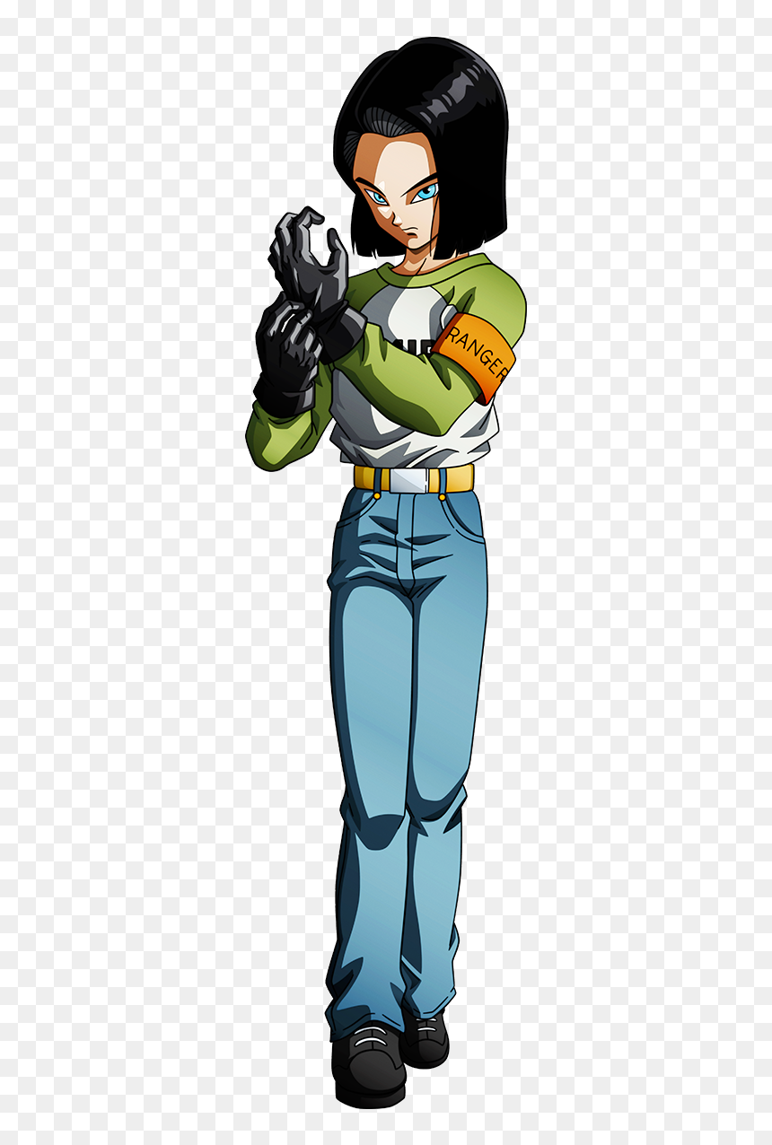 Https - //static - Tvtropes - - Dbs Android 17, HD Png Download
