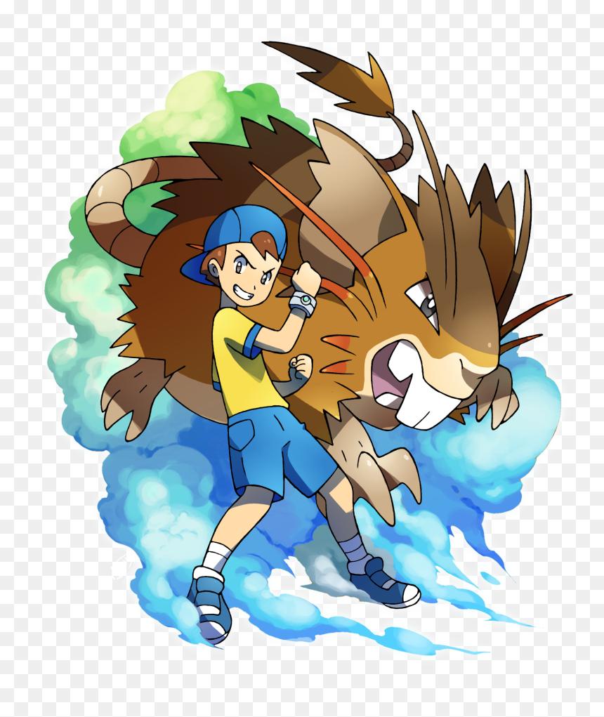 Pokémon Heartgold And Soulsilver Mammal Cartoon Fictional - Youngster Joey Fan Art, HD Png Download