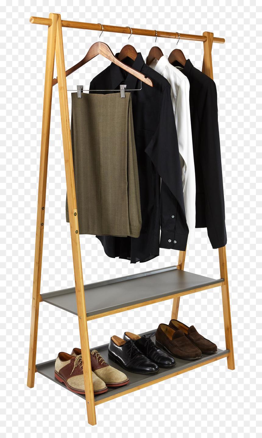 Clothing Rack Png - Rack Of Clothes Png, Transparent Png