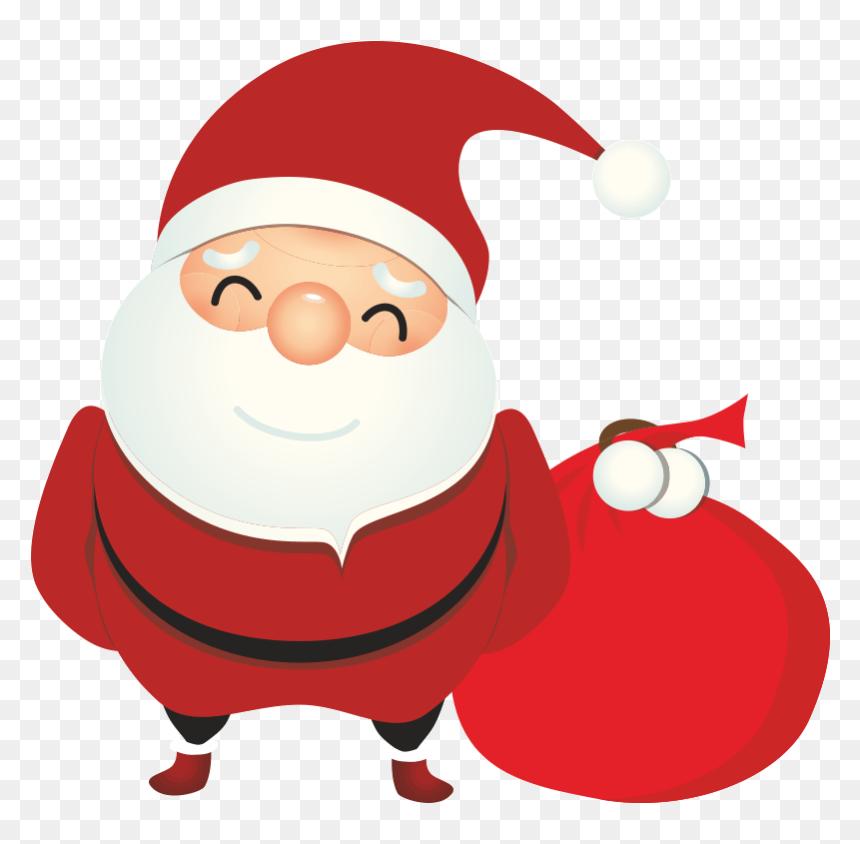 Дед Мороз Пнг, HD Png Download