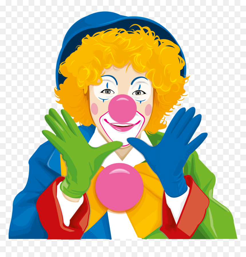 Clown Png Images - Клоун Пнг, Transparent Png