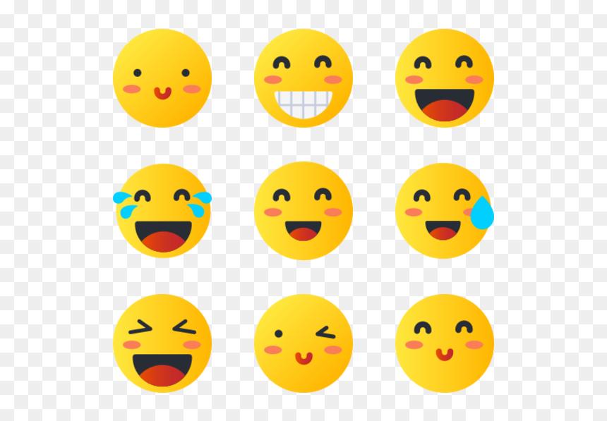 Essential Set - Emoji Png, Transparent Png