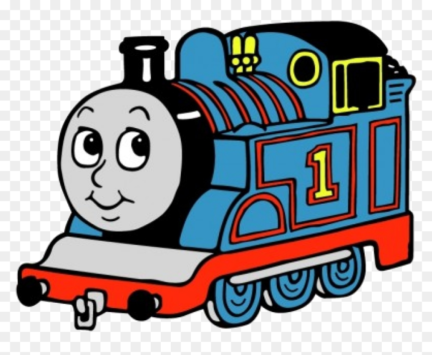 Thomas The Train Clipart Free Best Transparent Png Thomas And Friends Vector Png Download 1024x1024 Png Dlf Pt