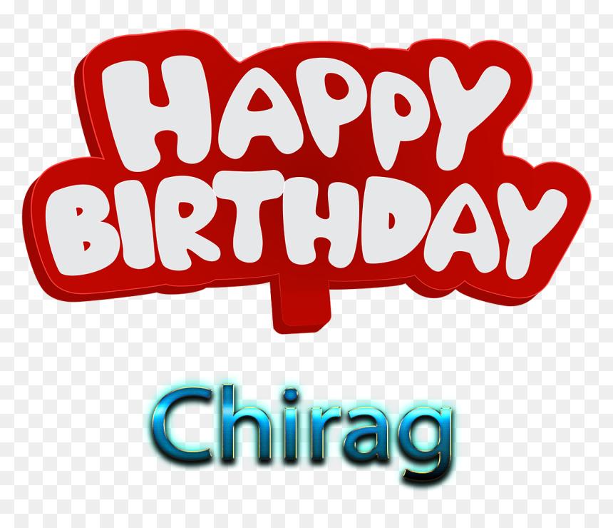 Chirag Happy Birthday Vector Cake Name Png - Happy Birthday Jiya Cake, Transparent Png