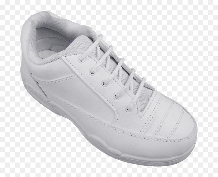 Action White School Shoes, HD Png