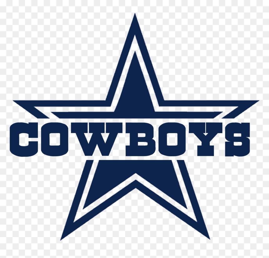 Cowboys Logo Png - Majorelle Blue, Transparent Png