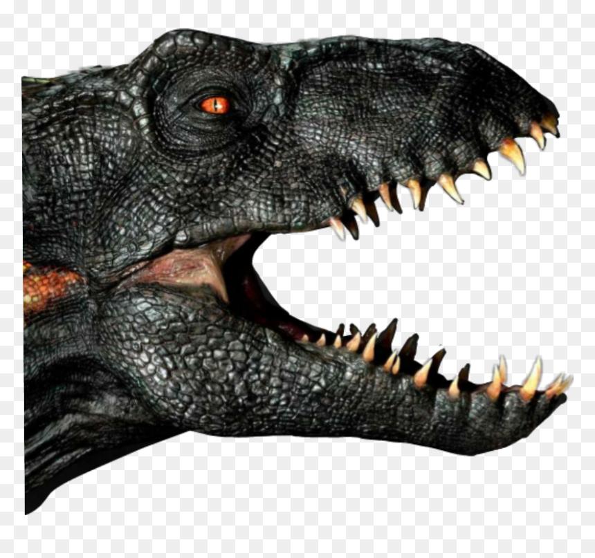 #jurassicworld #jurassicworld2 #indoraptor #dinosaur - Jurassic World Indoraptor Head, HD Png Download