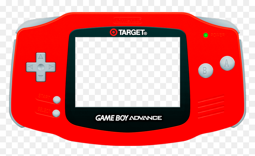 Game Boy Advance Vector, HD Png Download