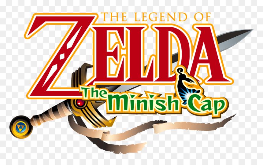 Legend Of Zelda The Minish Cap Hd Png Download 973x566 Png Dlf Pt
