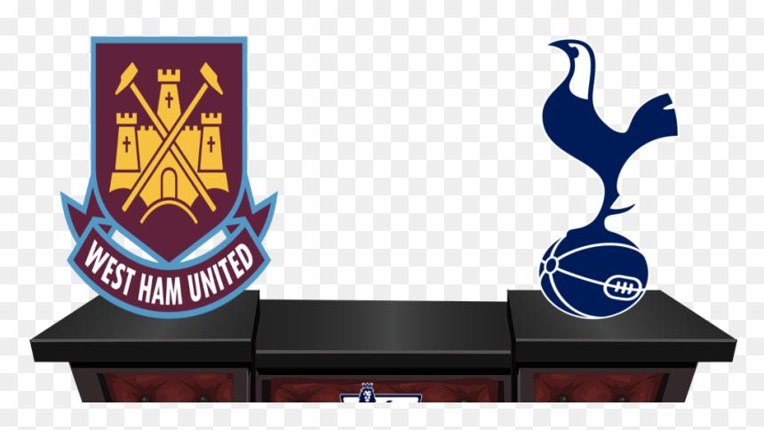 Premier League Tottenham Clipart Png Download West Ham Vs Arsenal Logo Transparent Png 953x493 Png Dlf Pt