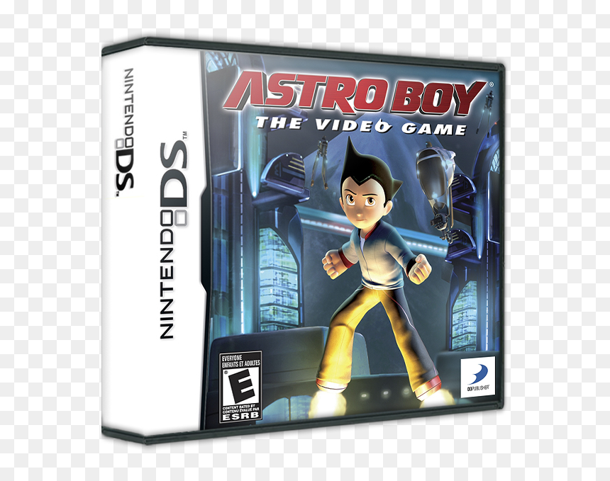 Psp Astro Boy The Video Game, HD Png Download