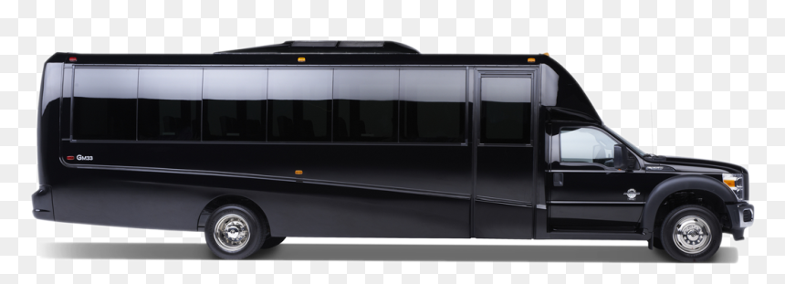 Nyc Charter Bus - Party Bus, HD Png Download