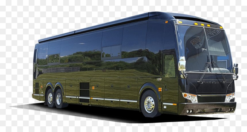 56 Passenger Bus Rental Houston, Limo, Party, Shuttle, - Mercedes Benz Luxury Bus, HD Png Download