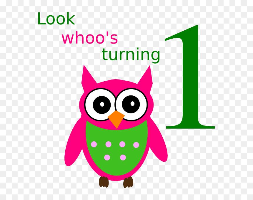 Owl Clipart Png , Png Download - Gambar Burung Hantu Kartun, Transparent Png