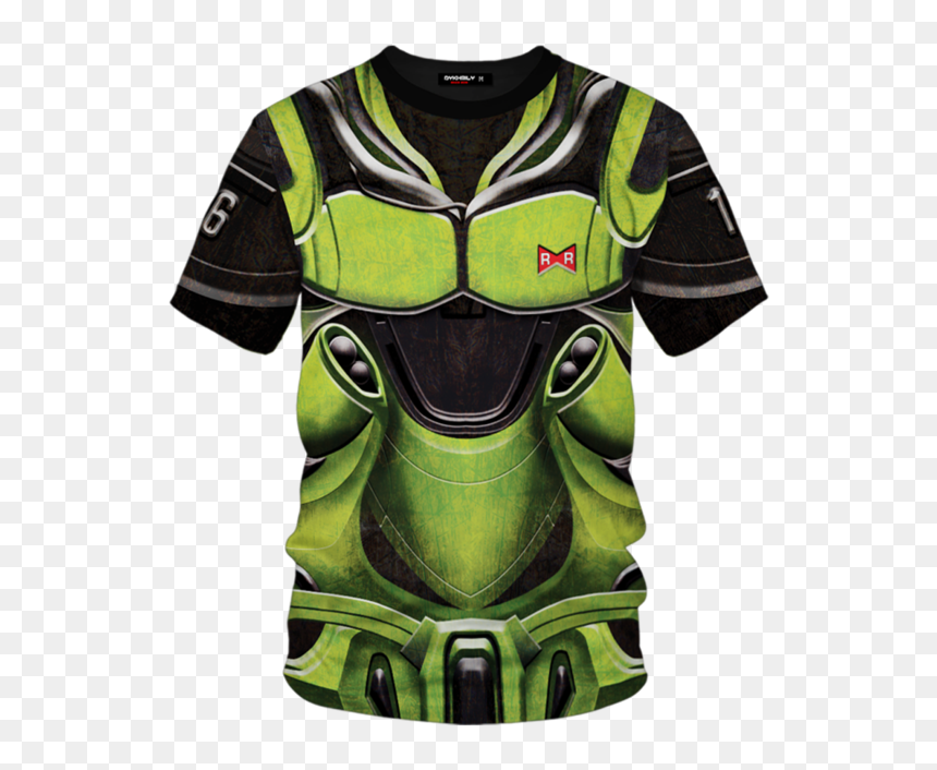 Dragon Ball Android 16 Merch, HD Png Download