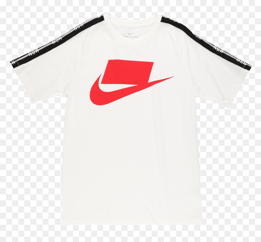 Nike Blank Logo Shirt, HD Png Download