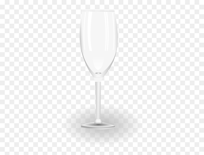 Champagne Stemware,drinkware,beer Glass - Transparent Wine Glass Png, Png Download