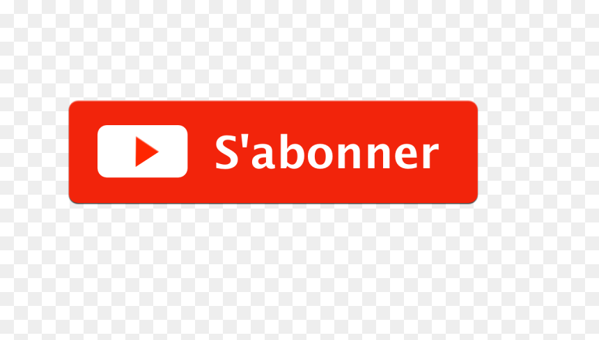 S Abonner Youtube Png, Transparent Png
