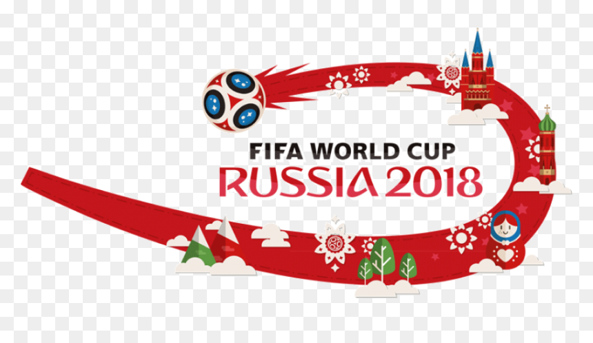 Russia 2018 Png - Fifa World Cup 2018 Png, Transparent Png