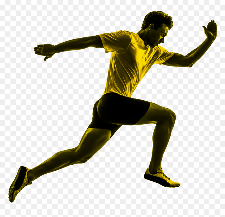 Running, Noene - Sprinter Person, HD Png Download