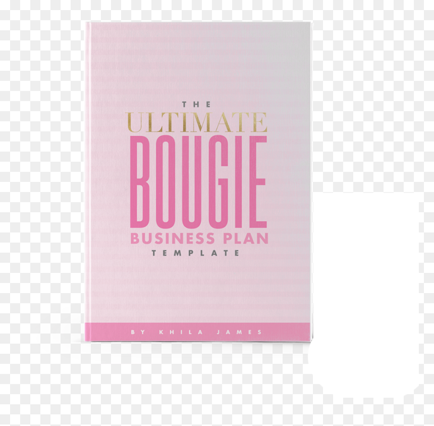 The Ultimate Bougie Business Plan Template Class Lazyload Greeting Card Hd Png Download 1024x1024 Png Dlf Pt