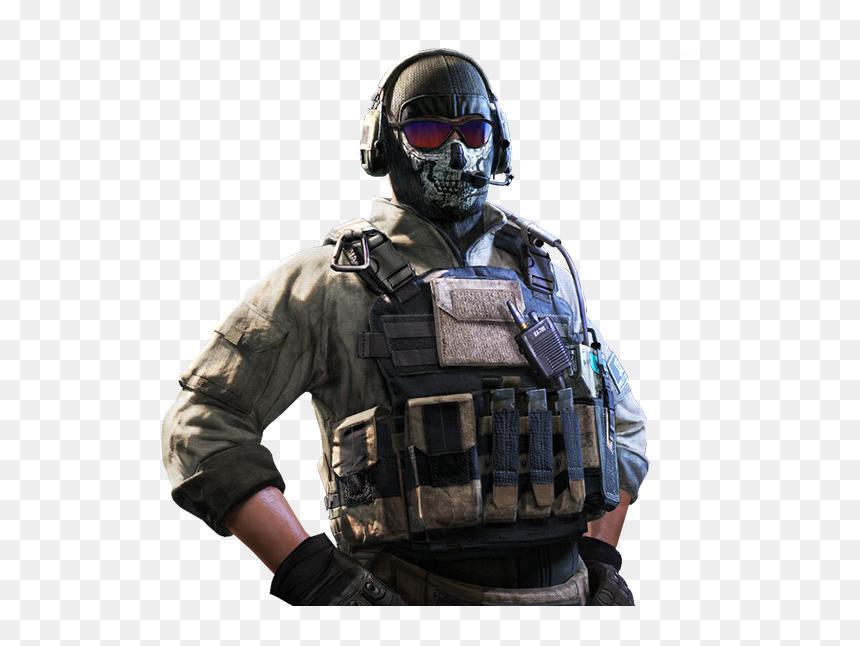 Karakter Cod - Karakter Call Of Duty Mobile Png, Transparent Png