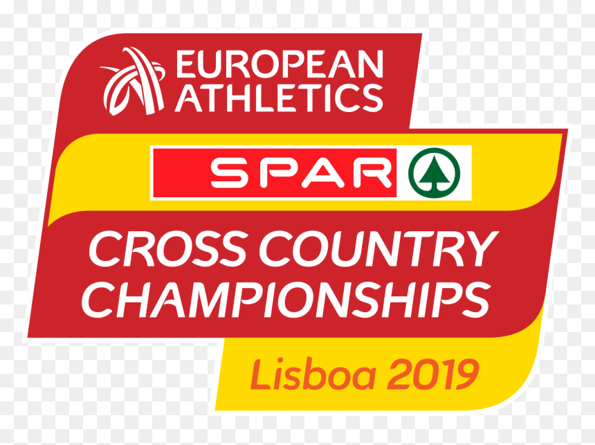 Cross Country Logo Athletics - European Cross Country Championships 2017, HD Png Download