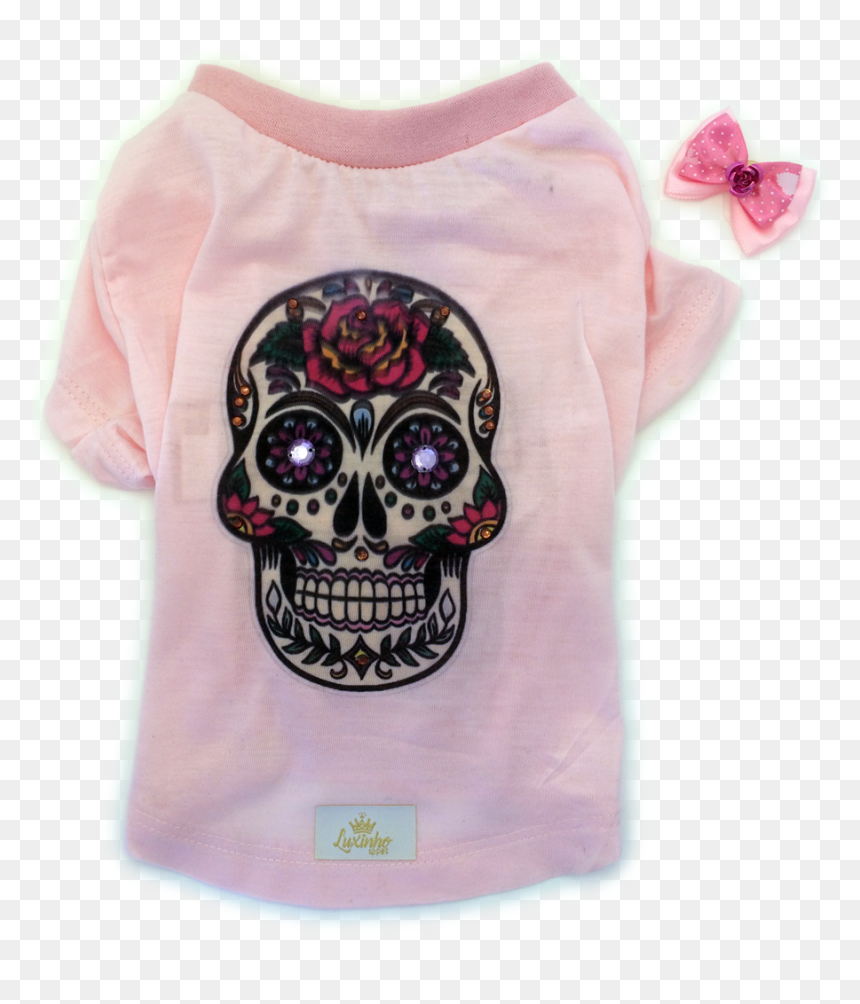 Transparent Blusa Clipart - Patterns For Day Of The Dead, HD Png Download