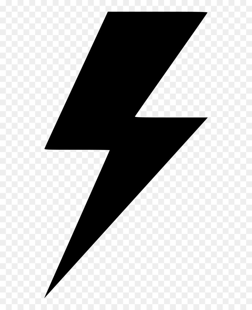 Logo De Un Rayo Png , Png Download - Harry Potter Lightning Bolt Outline, Transparent Png