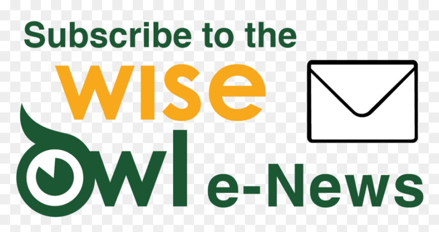 Wiseowl E-newsletter Logo - Subscribe Button Youtube, HD Png Download